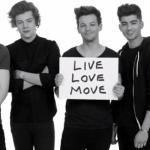 One Direction verso una direzione, quella contro il bullismo.