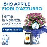 Telefono Azzurro: il 18 e 19 Aprile ferma la violenza con un fiore