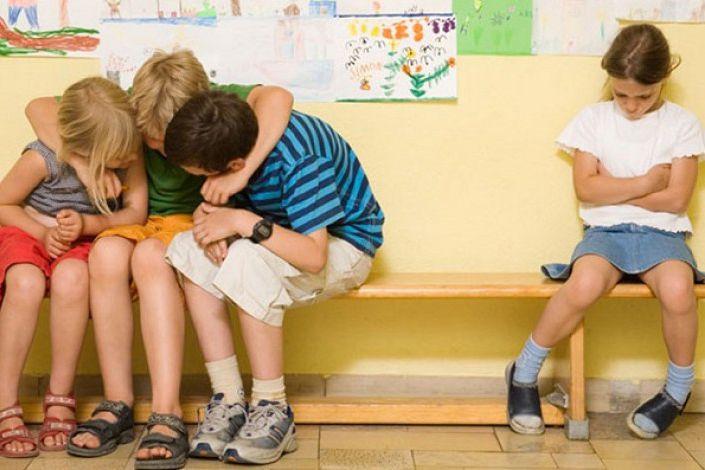 bimba esclusa bullismo a scuola