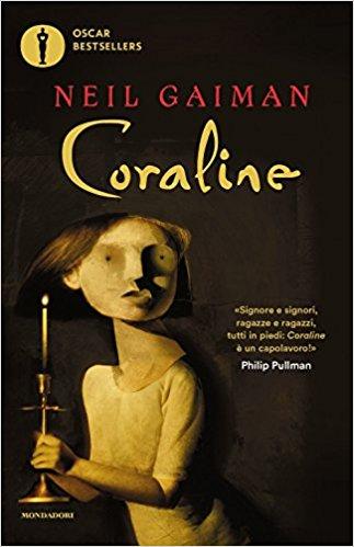 Coraline di Neil Gaiman