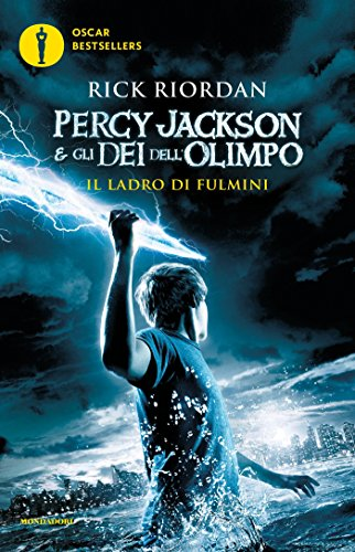 La saga dei percy jackson e gli dei dell'olimpo
