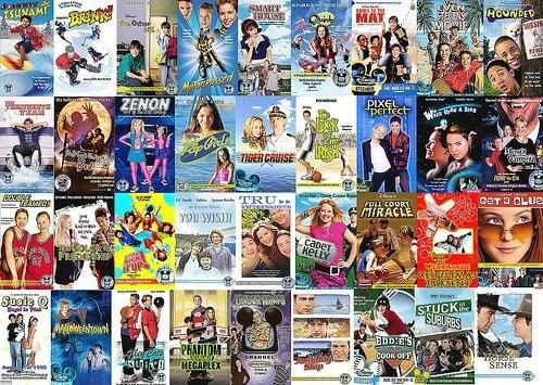 Film Disney Channel: lista completa