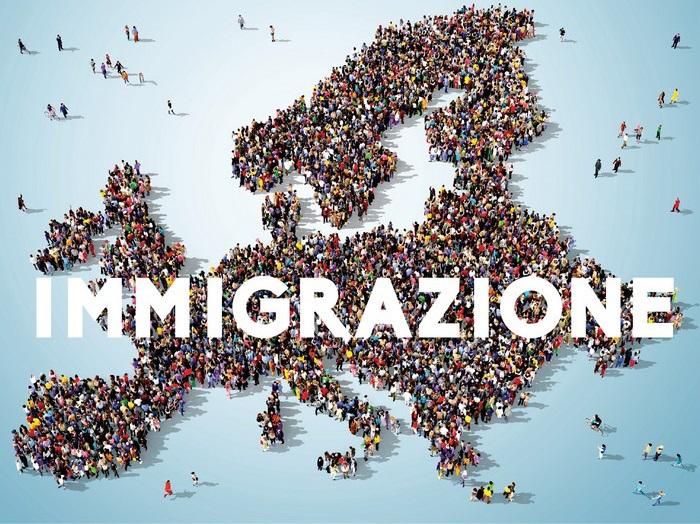 tema sull immigrazione