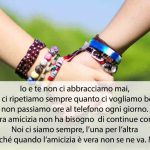 Frasi sull'amicizia bellissime