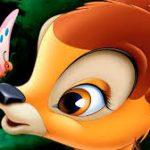 Il cerbiatto e il cervo – Favola breve