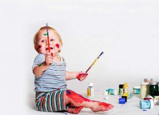 Filastrocca dei Colori per Bambini
