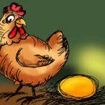 La gallina dalle Uova d'oro - Favola