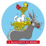 I musicanti di Brema Favola per bambini