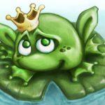Il principe ranocchio favola per bambini