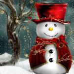 Filastrocca L'omino di Neve – Gianni Rodari