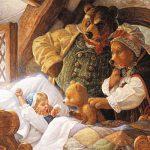 Riccidoro e i tre orsi Favola