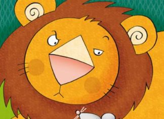 Il leone e il topo - Storia per bambini breve sull'amicizia